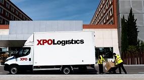 Foto de XPO Logistics gestiona las entregas de última milla del nuevo marketplace online de Makro en España