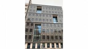Foto de Tecalum sistemas en el edificio Hines de Barcelona