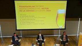Foto de Las ventas de cerveza al canal de la hostelería registraron en 2020 un descenso histórico cercano al 37%