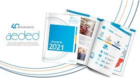Foto de El Anuario 2021 de Aeded ya está disponible