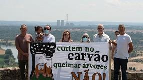 Foto de Várias associações assumem-se contra a conversão para biomassa na central do Pego