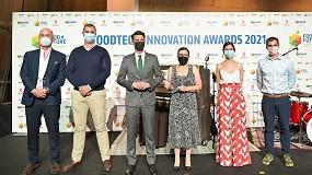 Foto de FoodTech Innovation Awards 2021 premia las innovaciones alimentarias más disruptivas