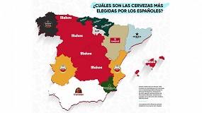 Foto de Mahou, la cerveza más elegida por los españoles