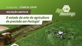 Foto de Ricardo Braga debate 'o estado da arte na agricultura de precisão em Portugal'
