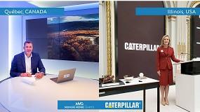 Foto de Caterpillar desarrollará para Nouveau Monde soluciones de cero emisiones para su mina Matawinie