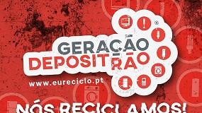Foto de Escolas Geração Depositrão já recolheram mais de 230 toneladas de resíduos