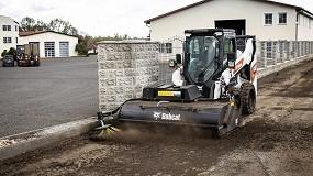 Foto de Bobcat lanza una nueva gama de implementos para barredoras