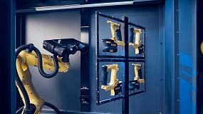 Foto de Atos Q: o scanner 3D compacto ideal para o chão de fábrica