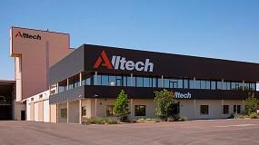 Foto de Entrevista a los Servicios Técnicos de Alltech y de Alltech Eco2