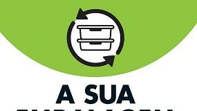 Foto de Já é possível ir ao supermercado e levar embalagens de casa para transportar alimentos