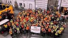 Foto de Especialista em instalações logísticas automatizadas IMI chega ao mercado europeu