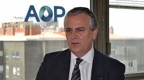 Foto de Entrevista al presidente de AOP, Juan Antonio Carrillo de Albornoz