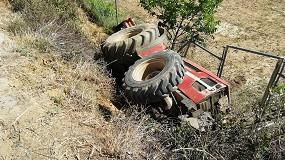 Foto de Los accidentes en el campo, un goteo continuo…