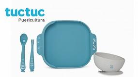 Foto de Innovación: Set vajilla silicona, de Tuc Tuc