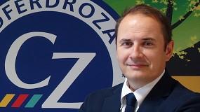 Foto de Jaime Mendoza, director general de Coferdroza, nuevo presidente del Comité Aecoc de Ferretería y Bricolaje