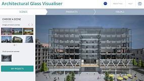 Foto de O novo visualizador de vidro arquitetónico (AGV) da AGC