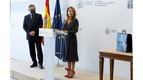 Foto de Raquel Sánchez señala a Mitma como la punta de lanza de las grandes transformaciones y de la recuperación económica