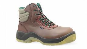 Foto de Voltio de Panter: las botas de trabajo de protección ante riesgos eléctricos
