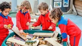 Foto de La escolarización temprana aumenta el desarrollo social e intelectual de los alumnos de entre 3 y 5 años