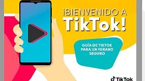 Foto de PantallasAmigas y TikTok se unen para apoyar la educación como elemento fundamental para una experiencia digital segura