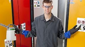 Foto de Armários de segurança para produtos químicos