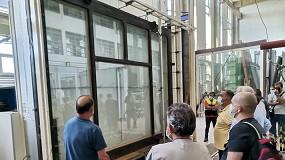 Foto de 50 profissionais participaram no curso de instaladores de janelas eficientes CLASSE+