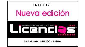 Foto de Conoce los contenidos de la próxima edición de LICENCIAS Actualidad