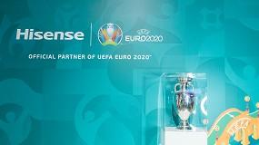 Foto de Patrocínio do Euro 2020 foi um marco na estratégia de globalização da Hisense