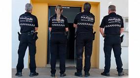 Foto de La policía local de Mairena del Alcor estrena uniformidad confeccionada con materiales reciclados
