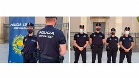 Foto de La policía local de Crevillent estrena nueva imagen