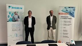 Foto de Daikin e ATEC estabelecem parceria nas áreas de Refrigeração e Climatização