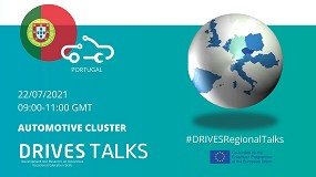 Foto de Workshop 'Drives Talks' realiza-se amanhã