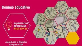 Foto de INTEF presenta la Experiencia Educativa Inspiradora 'Dominó educativo. Jugando con la Dinámica'