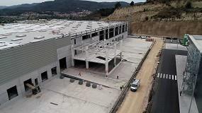Foto de DSV automatizará su centro logístico más avanzado en España de la mano de Element Logic y AutoStore