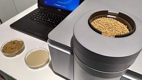 Foto de Una fórmula permite conocer al instante la calidad de la biomasa