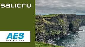 Foto de Salicru se expande en Irlanda