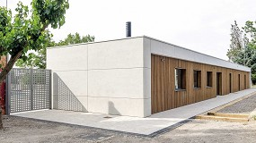 Foto de Arquima construye un nuevo equipamiento deportivo municipal sostenible