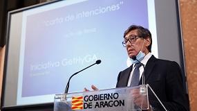 Foto de El hidrógeno movilizará más de 2.300 millones de euros en Aragón