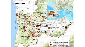 Foto de ESMIMET. Caracterización petroquímica y mineralógica de los granitos encajantes como base para la elaboración de un mapa metalogenético de las mineralizaciones de W-Sn y metales asociados del oeste peninsular