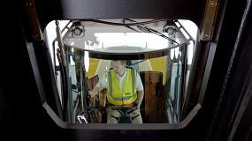 Foto de Yale da a conocer el nuevo diseño de cabina para carretillas de gran capacidad