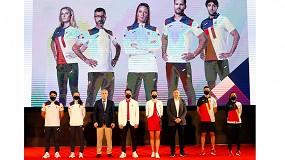 Foto de Así es la indumentaria del equipo olímpico español para Tokio 2020