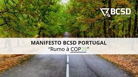 Foto de Lipor assina Manifesto do BCSD Portugal 'Rumo à COP26'