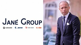 Foto de José Novo, nuevo director comercial del Grupo Jané