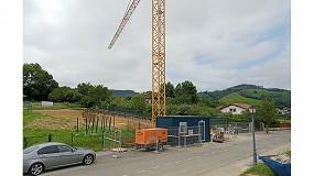 Foto de Nasuvinsa inicia la construcción en madera de 8 VPO, para alquiler, de alta eficiencia energética