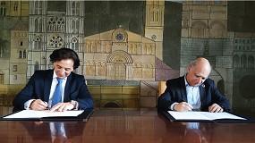 Foto de Arquitectos y aparejadores renuevan su convenio, para agilizar la tramitación de visados de los Certificados de Fin de Obra