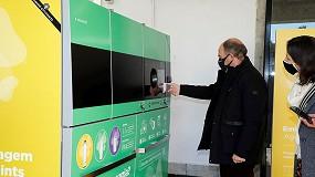 Foto de Cascais recolhe 27 toneladas de embalagens de bebidas com sistema de depósito com retorno