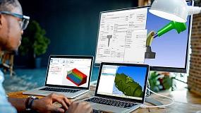 Foto de Hexagon disponibiliza software CAD a todos os fabricantes de moldes utilizadores do WorkNC
