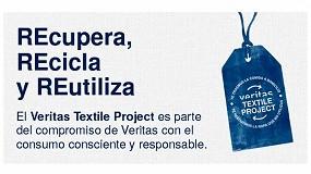 Foto de El proyecto Veritas Textile Project ya ha recuperado una tonelada de ropa en 2021