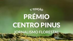 Foto de Centro Pinus premeia jornalismo florestal