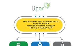 Foto de Cidadãos dos oito municípios da Lipor unidos na aposta pela Reciclagem